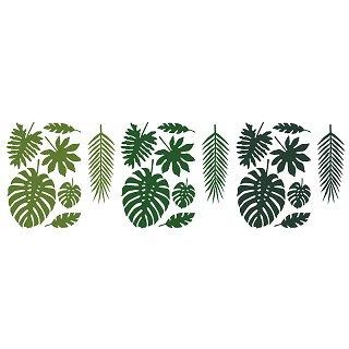 """Set centrotavola foglie """"Aloha"""""""