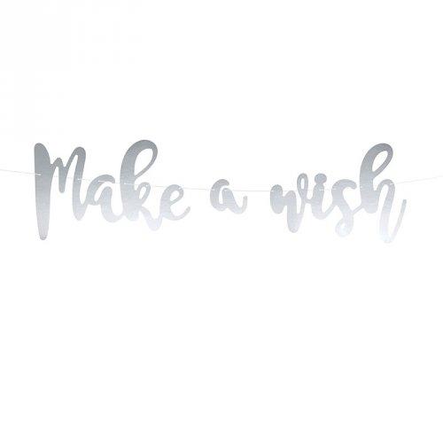 Ghirlanda Birthday Dream Make a Wish (60 cm)