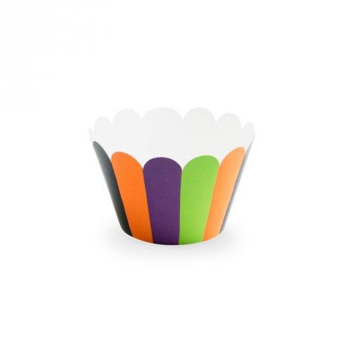 6 Wrapper per cupcake Hocus Pocus