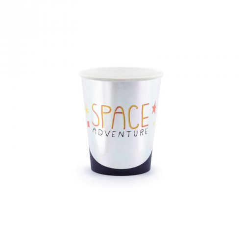 6 Bicchieri Space Party