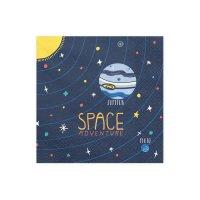 Contiene : 1 x 20 Tovaglioli Space Party