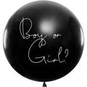 Palloncino Gigante Gender Reveal Girl
