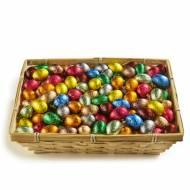 20 Uova di Pasqua Piccole Allum. - Cioccolato