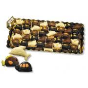 18 Cioccolatini Animali Marini (250 g) - Cioccolato