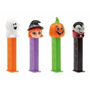 Distributore PEZ Caramelle Halloween Fantasma Strega