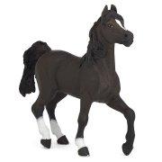 Cavallo arabo purosangue arabo figura di cavallo
