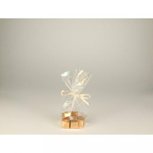 10 sacchetti di imballaggio trasparenti (16 cm)