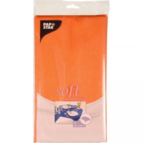 Tovaglia Soft Selection (180 cm) Arancione
