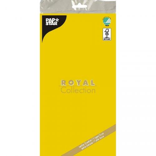 Tovaglia gialla Royal Collection (180 cm)