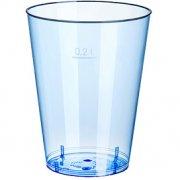 15 Bicchieri trasparenti