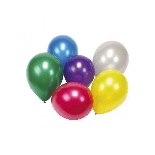 25 Palloncini Colori metallizzati