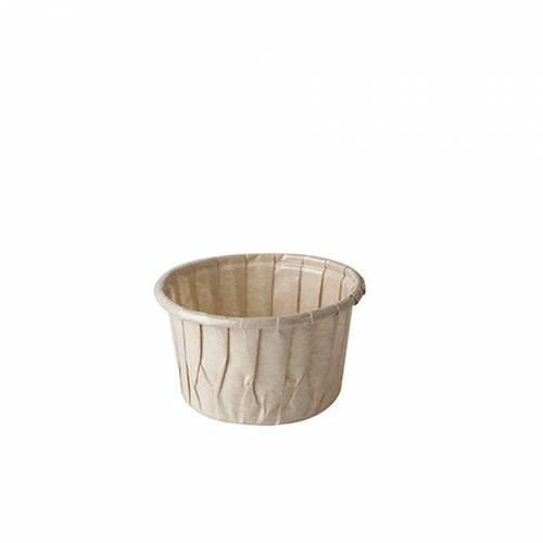 50 Stampi in carta Muffins diam.70 mm, ht 40 mm