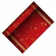 Runner Natale Sfavillante - Rosso