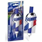 Fontana luminosa pirotecnica Calcio - Francia