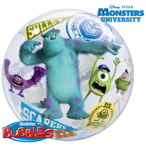 Palloncino Bubble piatto Monsters University