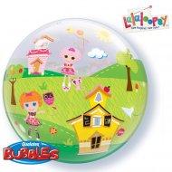 Palloncino Bubble piatto Lalaloopsy