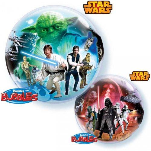 Palloncino Bubble piatto Star Wars