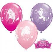 6 Palloncini Principessa Disney