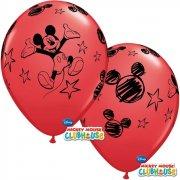 6 Palloncini Mickey