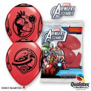 6 Palloncini Avengers