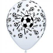 6 Palloncini Football