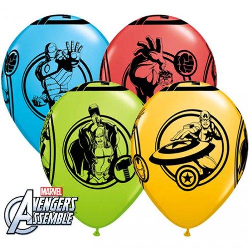 25 Palloncini Avengers