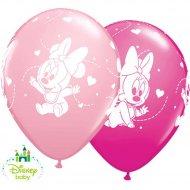 25 Palloncini Minnie Baby