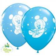 25 Palloncini Mickey Baby