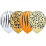 25 Palloncini Safari