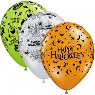 25 Palloncini Halloween Trio
