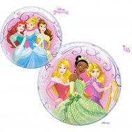 Palloncino Bubble piatto Principessa Disney