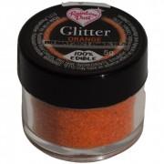 Polvere commestibile - Arancione (5 g)