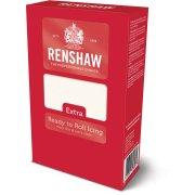Pasta di zucchero extra Renshaw bianco (1 kg)