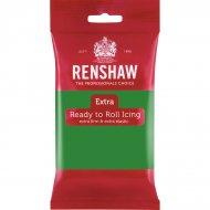 Pasta di zucchero extra Renshaw verde 250g