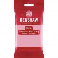 Pasta di zucchero extra Renshaw rosa 250g