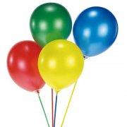 15 Aste per palloncini a colori
