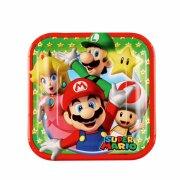 8 Piattini Mario Party