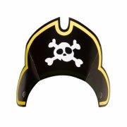 8 Cappelli Piccolo Pirata e i suoi amici
