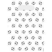8 Sacchetti regalo Partita di calcio