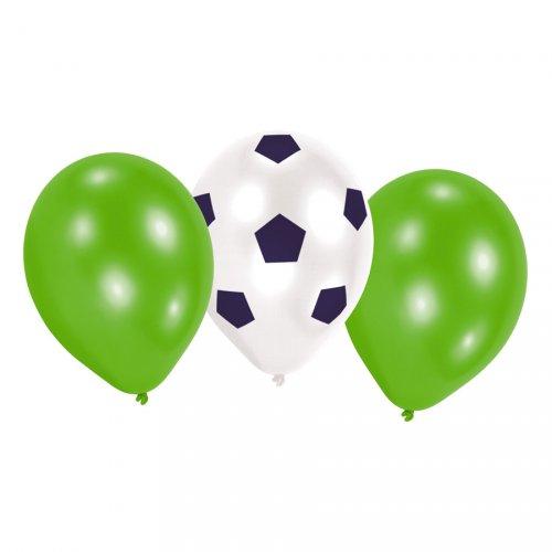 6 Palloncini Football Match