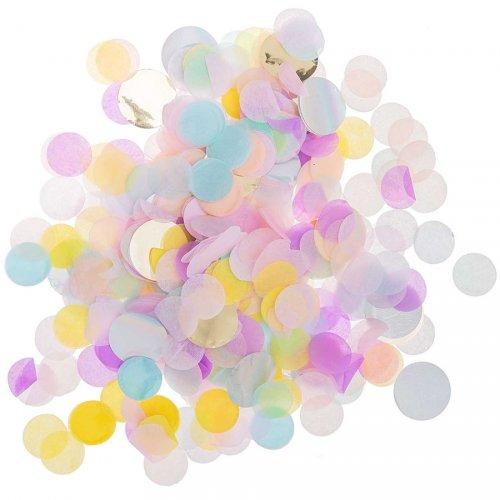 Mix coriandoli - Pois multicolore