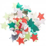 Coriandoli stelle maxi - Multicolore