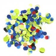 Mix coriandoli in scatola - Multicolore