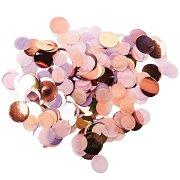 Spara coriandoli - Mix rosa pastello
