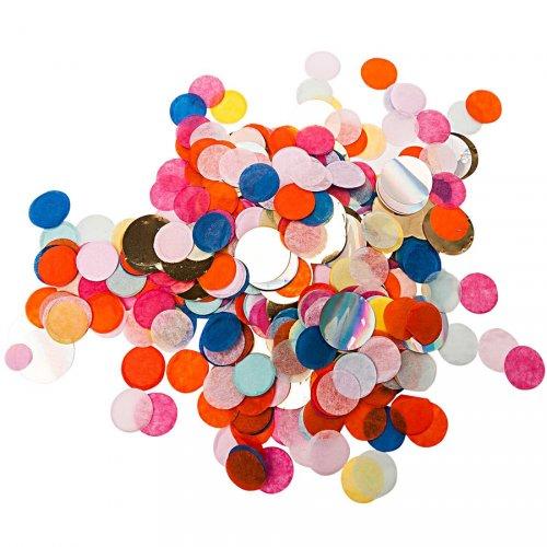 Spara coriandoli - Multicolore