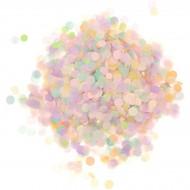 Coriandoli Pastello Rainbow Misto