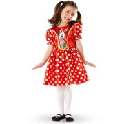Travestimento da Minnie Mouse 5-6 anni