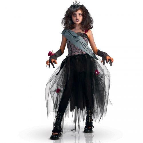 Costume Miss Gothic Queen
