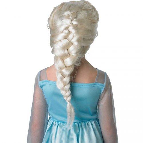 Parrucca Elsa Frozen (Bambino)