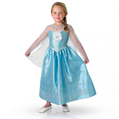 Costume Elsa Frozen Luxury